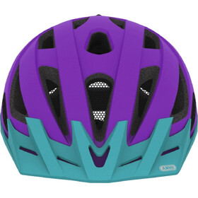 ABUS Urban-I 2.0 Cykelhjelm, neon purple